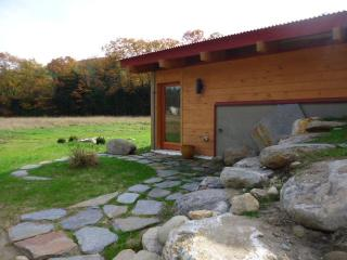 New Riverfront Eco-home in the Pioneer Valley - Colrain vacation rentals