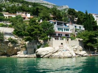 Split rental beach Villa - Omis vacation rentals