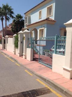 Beachfront Villa in Southern Spain Marbella - San Pedro de Alcantara vacation rentals