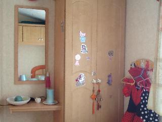 Caravan sleeps 4/6 - Symonds Yat vacation rentals