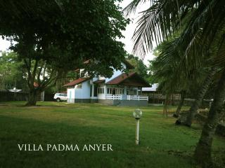 Perfect Villa with Deck and A/C - Anyer vacation rentals