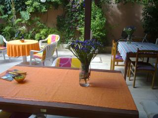 Ottoman style apartment with garden in Kaleici - Antalya vacation rentals