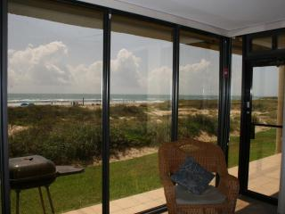 Beachfront Ground Floor...Steps to the Beach!!! - South Padre Island vacation rentals