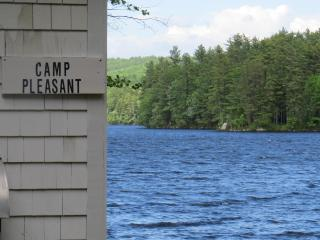 Lovely 2 bedroom North Bridgton Cabin with Porch - North Bridgton vacation rentals