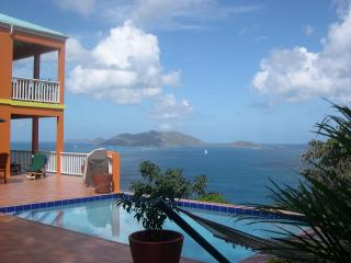 Stunning Villa Most Desireable Location on Tortola - West End vacation rentals