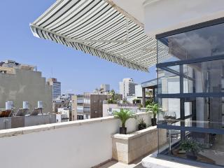 Amazing Penthouse 2BR 2min Beach - Tel Aviv vacation rentals