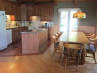 Lac Brome Lake - Chalet with Lake View and Access - Quebec vacation rentals