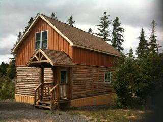 WATERFRONT NEW LOG COTTAGE  - VERY PRIVATE- FOR RE - Commanda vacation rentals