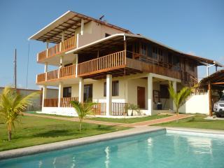 PASATIEMPO DEL SUR Puerto Cayo 2 Bd ocean view - Puerto Cayo vacation rentals