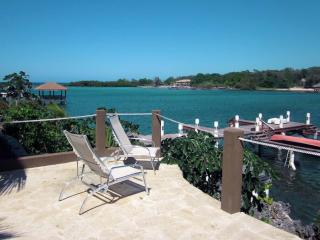 Luxury Waterfront 3 Bedroom w/ Pool and Dock - West End vacation rentals