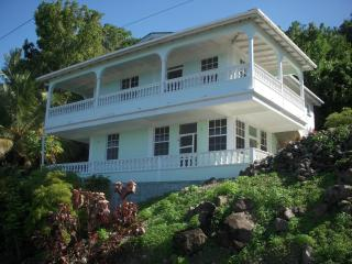 Cachacrou View - Private rental with a view!! - Dominica vacation rentals