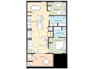 Sunny 2 bedroom Villa in Indio - Indio vacation rentals