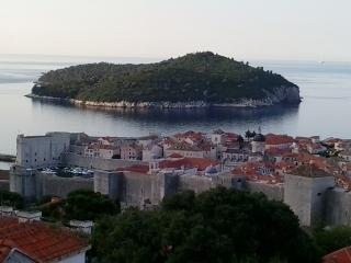 Gorgeous view from Lukrecija apartment - Dubrovnik vacation rentals