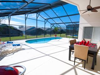 New 2012 Disney Villa/ Large South Facing Pool - Davenport vacation rentals