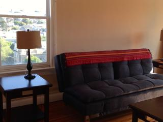 Great location, views of the City annual lease - San Francisco vacation rentals
