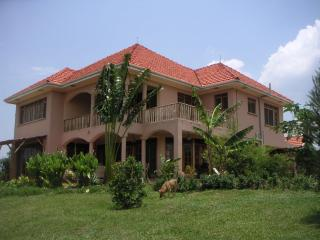 Beautiful villa with stunning city view - Entebbe vacation rentals