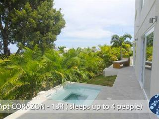 Apartment CORAZON - Lovely and Private Place! - Cabarete vacation rentals