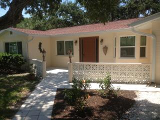 Tropical Oasis- Private Beach!  Steps to the Gulf! - Manchester vacation rentals