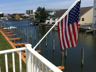 Immaculate Waterfront Town Home - Ocean City vacation rentals
