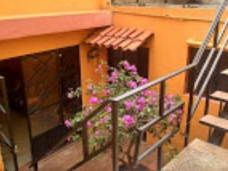 Front door view, - Casita La Concha Guanajuato City - Atotonilco - rentals