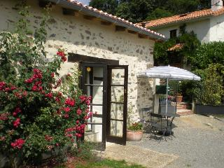The Rose Barn - La grange aux roses - Genouillac vacation rentals