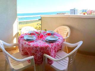 Lido di Pomposa Cortina 1 85 pranzo con vista mare - Lido di Pomposa vacation rentals