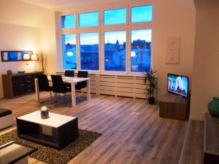 Luxury Penthouse with beautiful view of the city - Budapest vacation rentals
