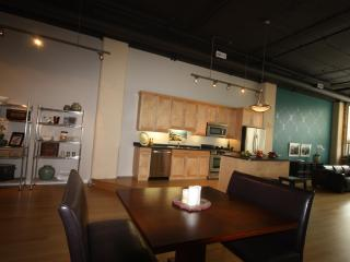 Luxury loft Living ! - Saskatoon vacation rentals