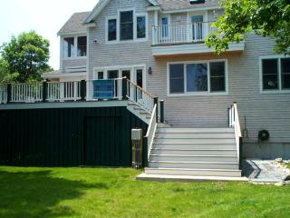 Fabulous beach house on beautiful Sandy Cove - Cohasset vacation rentals