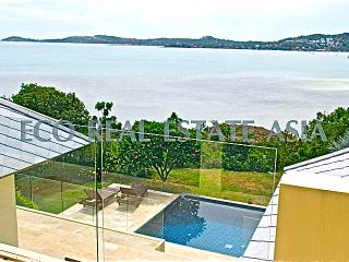 Luxury Pool Villa - GRAND sea view of the bay! - Surat Thani Province vacation rentals