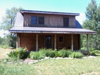 Cracklewood Cabins - Log Home Retreat - Mancelona vacation rentals