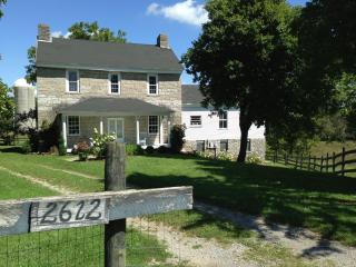 Historic Wake Robin Farmhouse - Danville vacation rentals