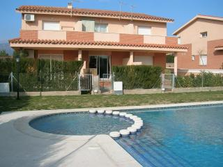 Beautiful House In Miami Playa With Swimming  Pool Near To Port Aventura - Miami Platja vacation rentals