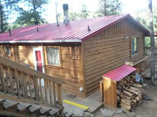 Comfy Cabin - 2 King Bedroom Hot Tub Property - Ruidoso vacation rentals
