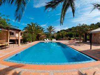 VILLA   at MALLORCA with POOL and lovely Ponorama viev - Colonia Sant Pere vacation rentals