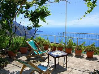 2 bedroom House with Deck in Praiano - Praiano vacation rentals