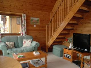 Perfect Chalet in Padstow with Deck, sleeps 6 - Padstow vacation rentals