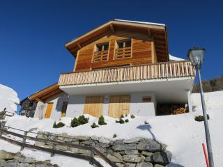 Spacious Chalet with Internet Access and Microwave - Chandolin-près-Savièse vacation rentals
