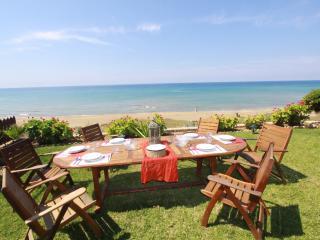 Glyfada Beachfront Villa - Corfu vacation rentals