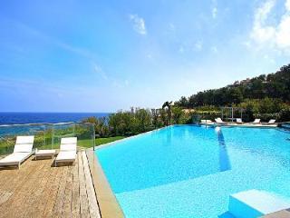 Spacious Villa Samourai boasts heated infinity pool, decked terraces and Mediterranean garden - Saint-Tropez vacation rentals