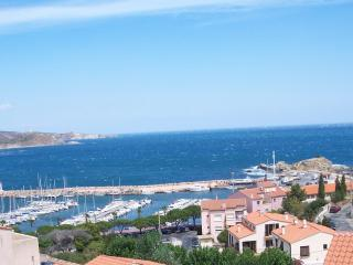 Sea view studio in France - Banyuls-sur-mer vacation rentals