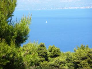 Villa Xanthippe in unique location and sea view - Kalamos vacation rentals