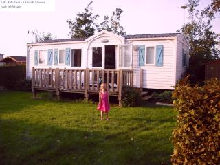 Nice Caravan/mobile home with Internet Access and Tennis Court - Quend vacation rentals