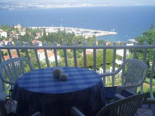 2 bed apartment  with seaview - Opatija vacation rentals