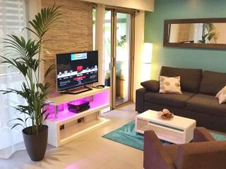 1 bedroom Condo with Internet Access in Tanneron - Tanneron vacation rentals
