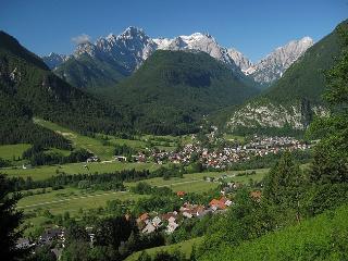 Holiday house Triglav Standard Studio-Julian Alps - Dovje vacation rentals