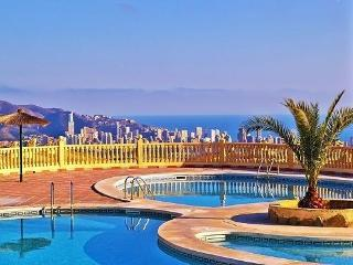 Villa Panorama Benidorm - La Nucia vacation rentals