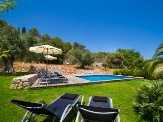 Beautiful Finca for 8 people in Son Servera - Cala Millor vacation rentals