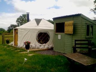 Acorn Yurt Romantic Glamping Herefordshire - Leominster vacation rentals
