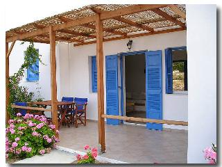 Cozy 1 bedroom Condo in Lefkos with Porch - Lefkos vacation rentals